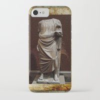 greece iPhone & iPod Cases featuring Greece  by Saundra Myles