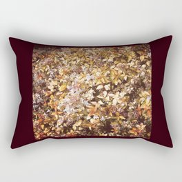 Autumn bloom Rectangular Pillow