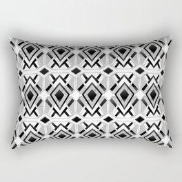 Forever Diamonds Pattern Rectangular Pillow
