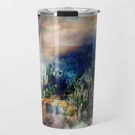 Cosmic Xanadu Travel Mug