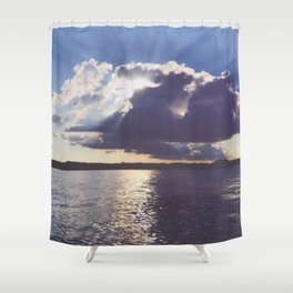 And we thought it was just an ordinary day Shower Curtain
