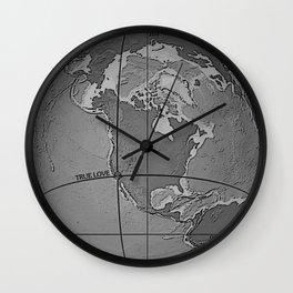So-Cal Love Wall Clock