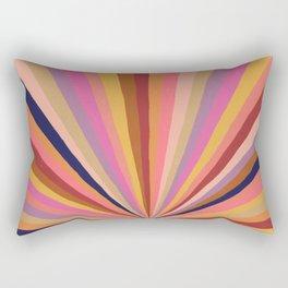 Radiate Positivity Rectangular Pillow
