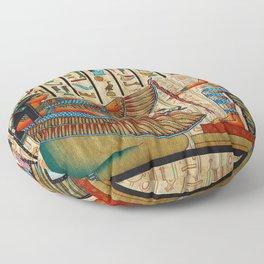 Egyptian - Isis Floor Pillow
