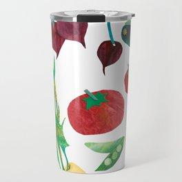 Love Your Veg Travel Mug