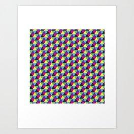 015 - Lost  Art Print