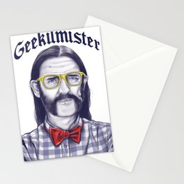 Geekilmister Stationery Cards