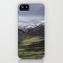 Running Rogue Rivers iPhone Case