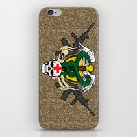 whiskey iPhone & iPod Skins featuring 68 Whiskey by Joshua Epling