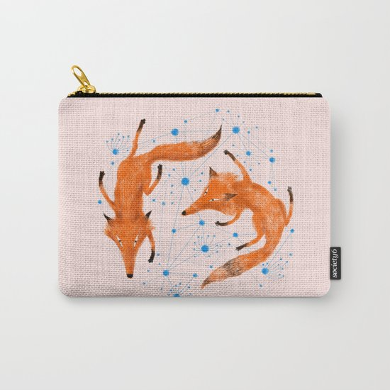 Twin Carry-All Pouch