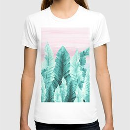 Underwater Leaves Vibes #4 #decor #art #society6 T-shirt