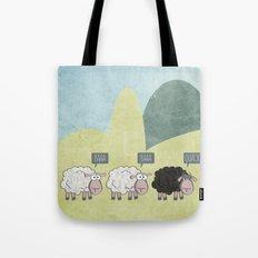 Rebel Sheep Tote Bag