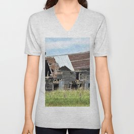 Country Barn Unisex V-Neck
