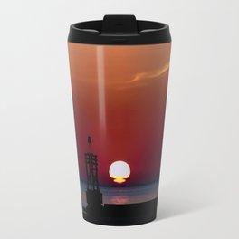 Another Sunset. Travel Mug