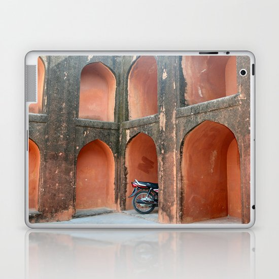 My Privete parking place Laptop & iPad Skin
