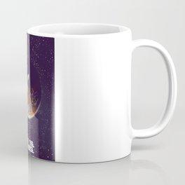Tour the Universe - Sci fi poster Coffee Mug