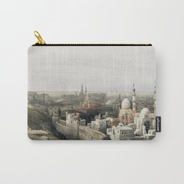 Gods of Egypt Pharaohs of Egypt Monuments of Egypt Carry-All Pouch