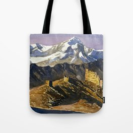 Ancient Echoes Tote Bag