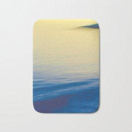 Tide and Waves Bath Mat