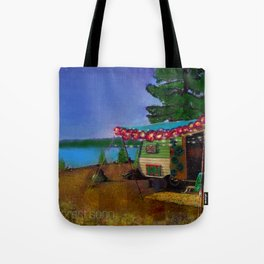 Forest song Tote Bag