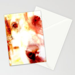 Golden Gem, my friend Stationery Cards