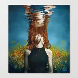 Unwind Me Canvas Print