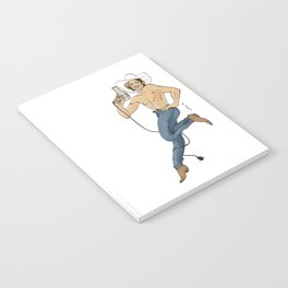 JD Pin-up Notebook