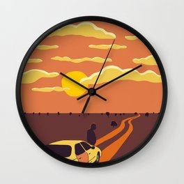 Better Call Saul - Bagman Wall Clock