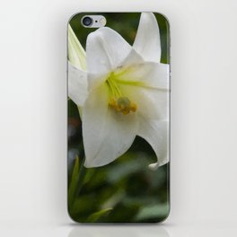 Floral Print 076 iPhone Skin