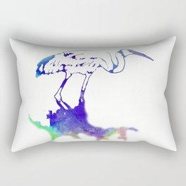 Brolga Dance - Ria Loader Rectangular Pillow