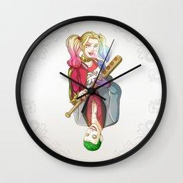 J&Q Wall Clock