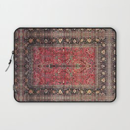 Antique Persian Red Rug Laptop Sleeve