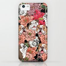 Because English Bulldog Slim Case iPhone 5c