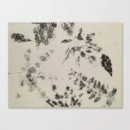 Nature Print Canvas Print