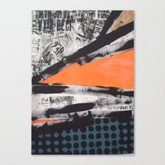 CUT  UP Canvas Print