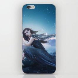 Fantasy Warrior Valkyrie iPhone Skin
