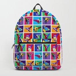 Maggie Warholed Backpack
