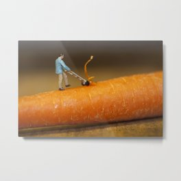 The Sous Chef Metal Print