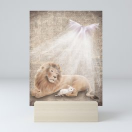 It Is Well With My Soul Mini Art Print