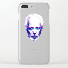 jodorowsky Clear iPhone Case