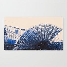 The Wormhole Canvas Print