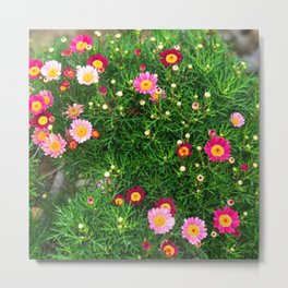 Flowers Blossom  #Society6 #decor #buyart Metal Print