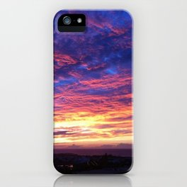 MOROCCAN SKY  iPhone Case
