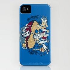 Stoned In Wonderland iPhone (4, 4s) Slim Case