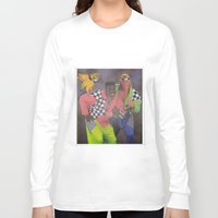 80s Long Sleeve T-shirts featuring 80s design by cvrcak