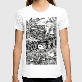 Two Worlds T-shirt