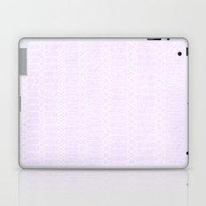Purple Circles Laptop & iPad Skin