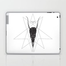 sleeping demon Laptop & iPad Skin