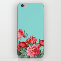 Fab Floral iPhone & iPod Skin