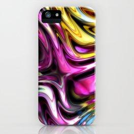 Shimmering Summer Fantasy iPhone Case